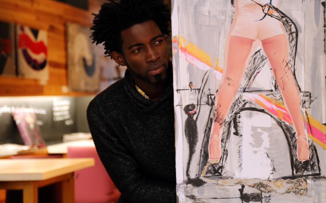 En tête à tête avec… GillES KOné ZATiE'S ART or not?