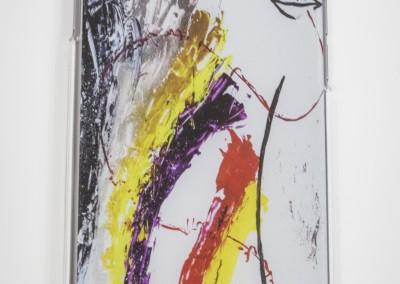 Zatie's Coque Kiss Iphone 6/6S 25 €. Disponible pour Apple et Samsung.