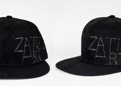 Casquette/Cap ZA All Black 40 €