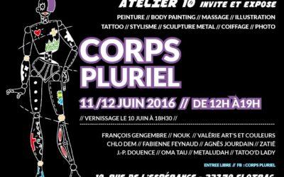 Corps Pluriel Exposition