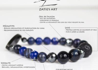 Zatiesart_Bracelet_Dons_de_la_Nature_Bleue_60€